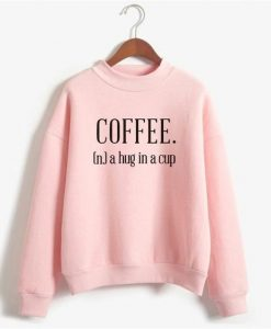 Hug In A Cup Boho Sweatshirt LP01