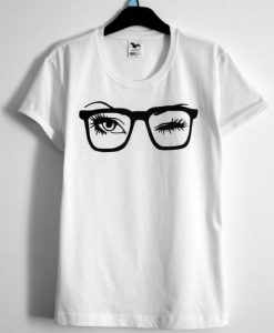 Paint Eyeglasses T-Shirt ZK01