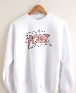 Pow Graphic Sweatshirt LP01