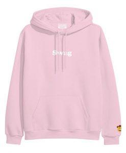 pink hoodie KH01