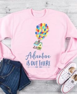 Adventure Sweatshirt SR01