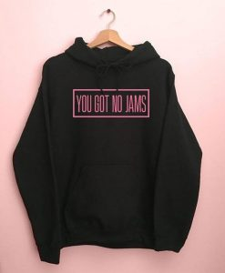 BTS You Got No Jams Hoodie AV01