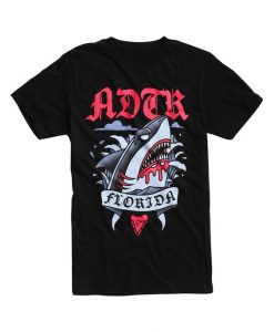 A Day To Remember ADTR Shark T-Shirt DV01