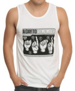 A Day To Remember Tank Top FD01