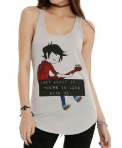 Adventure Time Marshall In Love Girl Tank Top FD01