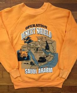 90s Operation Sweatshirt VL
