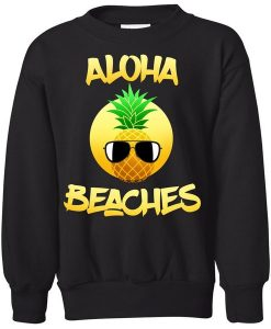 Aloha Beaches Sweatshirt SR01