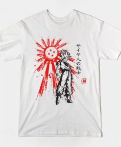 A Dragon Ball T-Shirt AZ25N