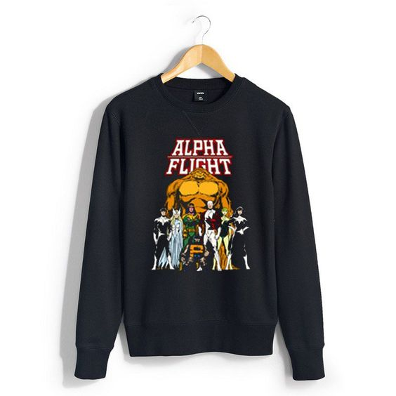 Alpha Flight Sweatshirt EL30N
