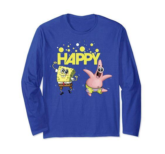 Dancing SpongeBob sweatshirt N27EV