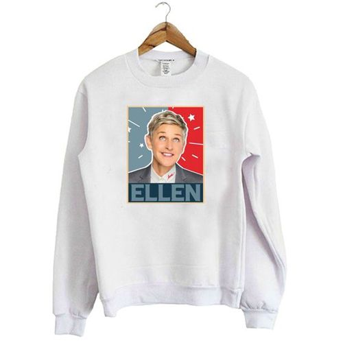 Ellen Degeneres Sweatshirt AZ25N