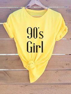 90's Girl Tshirt EL7D