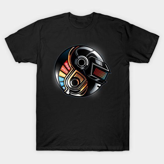 A Daft Punk t-shirt AY23D