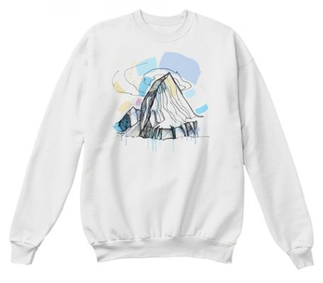 Alchemical Mountain Sweatshirt Fd2d