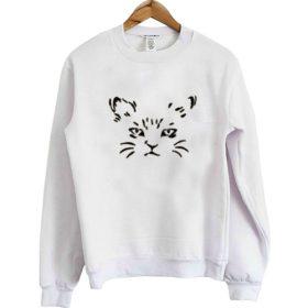 Angry Cat Sweatshirt FD2D