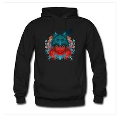 Animal Tribute Hoodie EL7D
