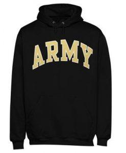 Army Black Knights Hoodie FD2D