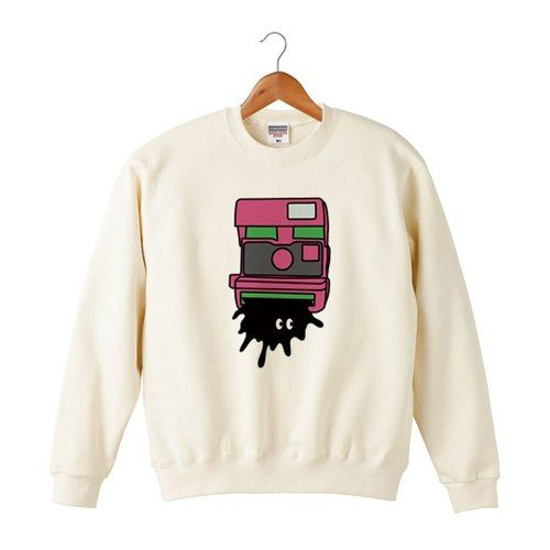 Black Monster Sweatshirt VL4D