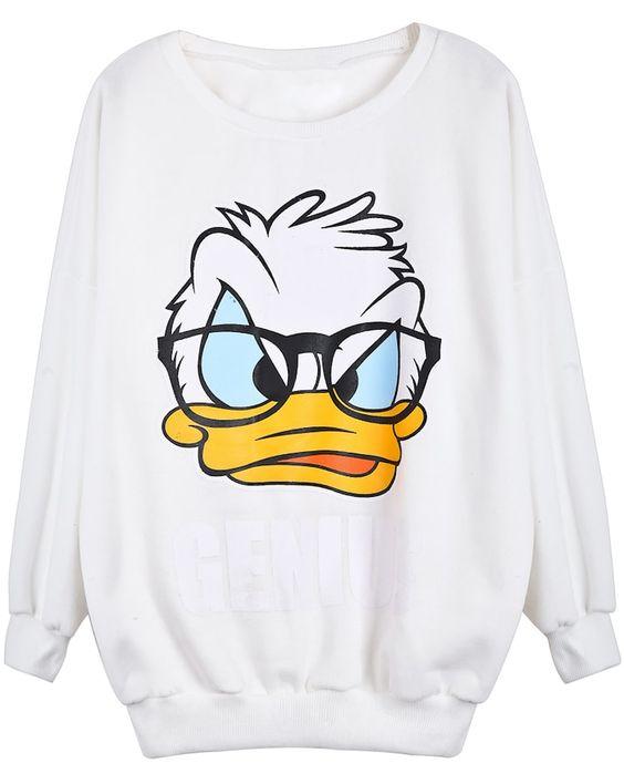 Disney Donald Sweatshirt EM5D