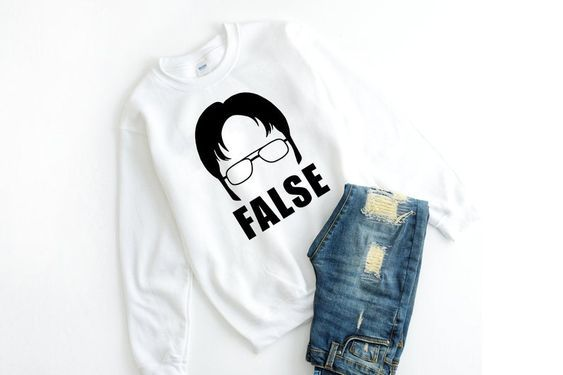 FALSE sweatshirt AI5D