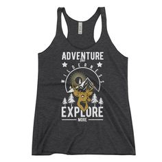 Adventure Explore Tanktop EL20J0