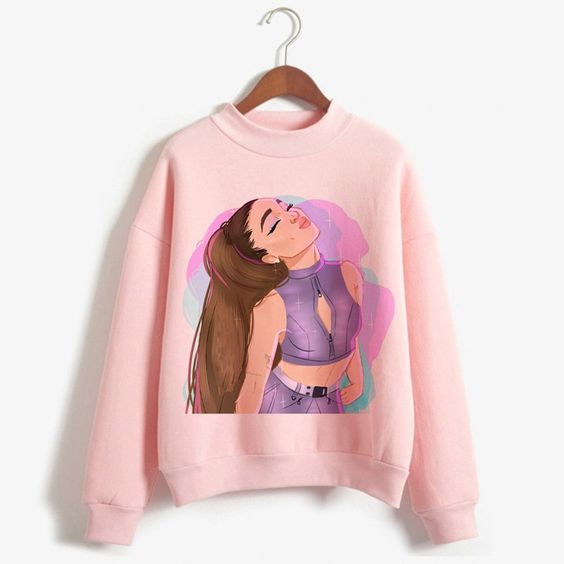 Ariana Grande Thank U Next Sweatshirt FD4F0