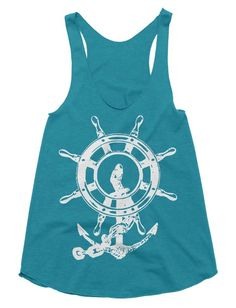 Anchor Ship Tanktop TK9M0
