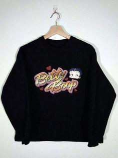 Betty Boop Sweatshirt TU2A0