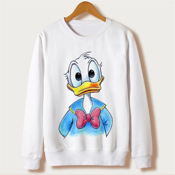 Donald duck Sweatshirt AL27JN0