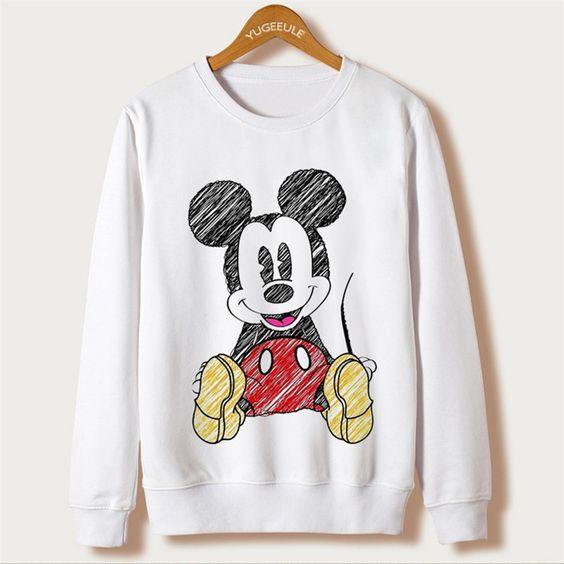 Micky mouse Sweatshirt AL27JN0