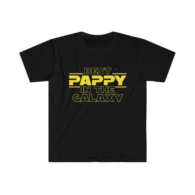 Best Pappy T-Shirt ZR16JL0