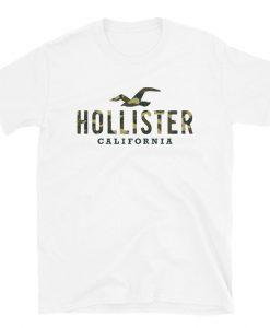 Hollister Camo T-Shirt AL31AG0
