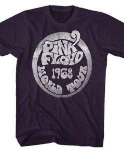 1968 World Tour T-shirt IS15F1