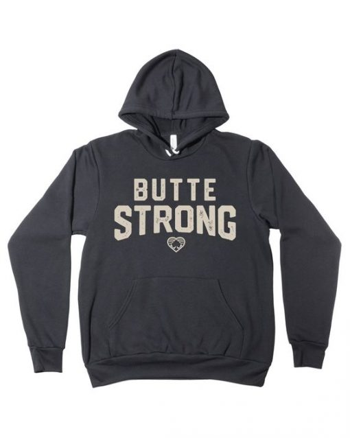 Butte Strong Hoodie SD5A1