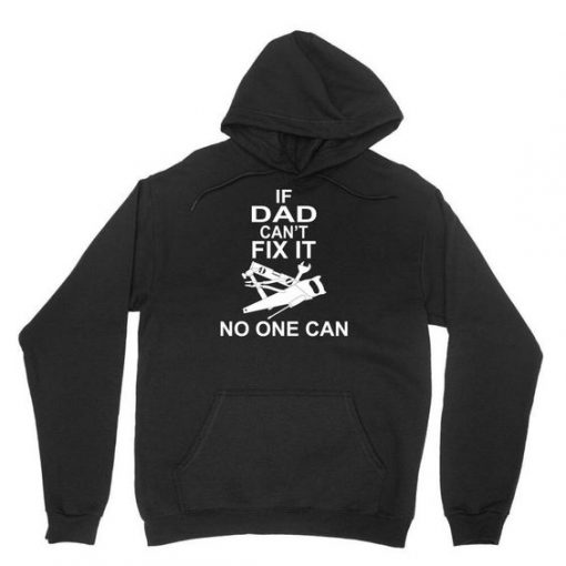 No One Can Hoodie SD30A1
