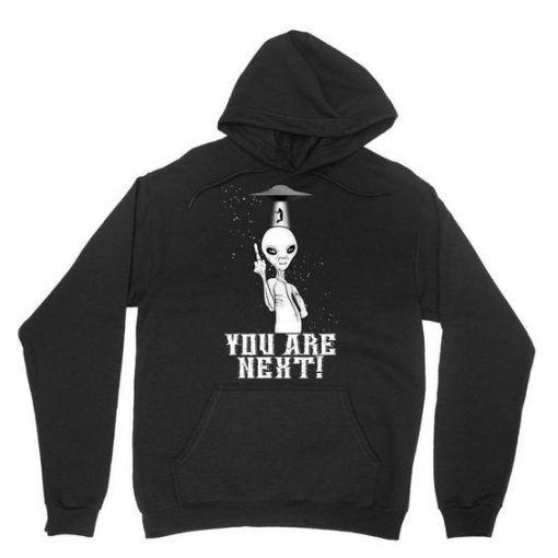 You Are Next Hoodie SD30A1