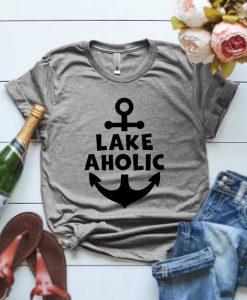 Lake Alcoholic T-Shirt EL8M1